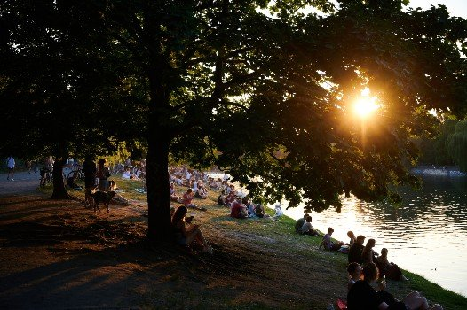 Outdoor contact limits relaxed: these are Berlin's new coronavirus rules