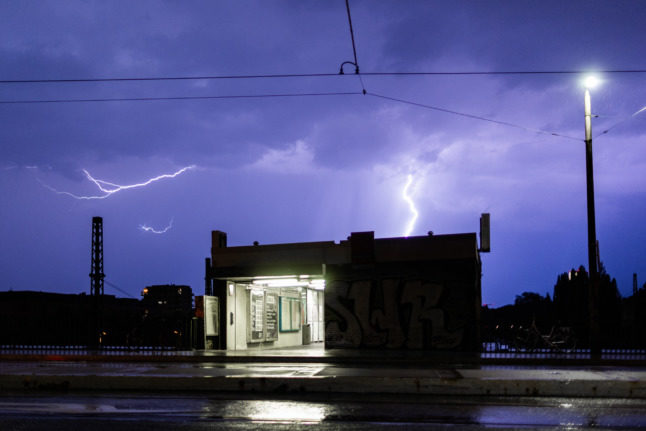 ANALYSIS: What's going on with Germany's weather right now?