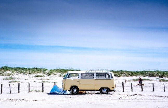Why (and where) Germans are choosing to go on holiday by car this year