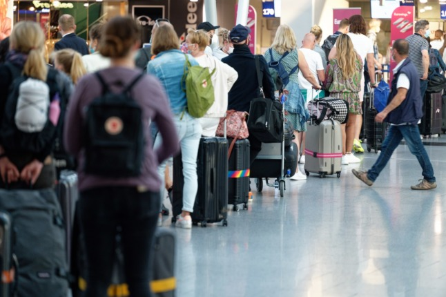 EXPLAINED: Germany's new travel rules for the UK, Portugal and India