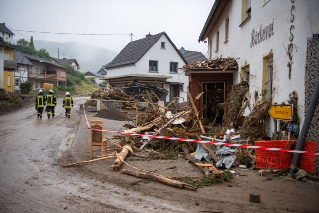 Why have so many died in the German floods?