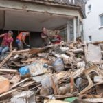 'I am homeless and unemployed': German flood survivors face uncertain future