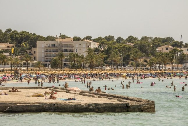 TRAVEL: Germany puts Spain and Netherlands on Covid 'high incidence' list
