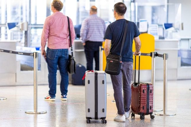 German Health Ministry 'wants to tighten Covid testing rules' for travel