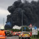'No hope' for five missing after chemical blast in German city of Leverkusen