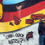 How big is the divide between eastern and western German states?