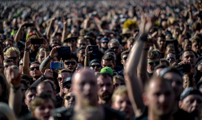 Will Germany restrict festivals and concerts only to the vaccinated?