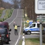 Holidaymakers travelling by car and train stopped for Covid test checks at German borders
