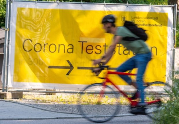 Germany divided over whether to charge people for Covid rapid tests