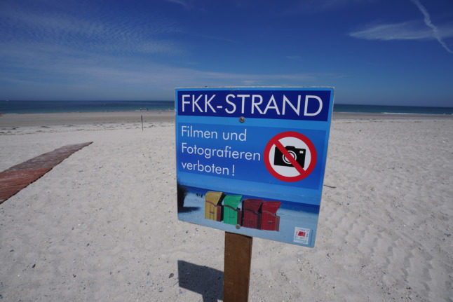 FKK: Is Germany falling out of love with nudism?