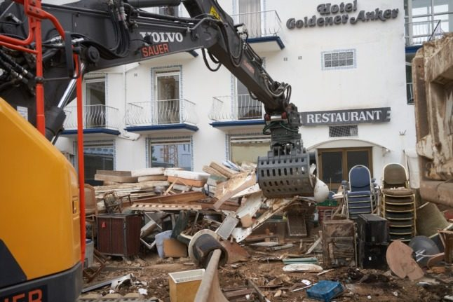 German prosecutors start probe against district official over catastrophic floods
