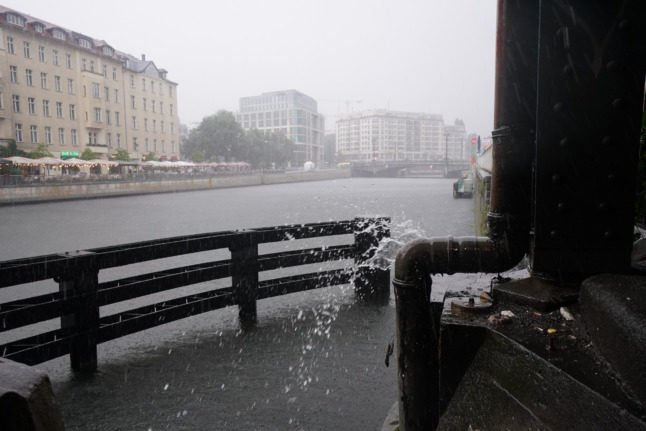 After flood catastrophe: Germany experiences wettest summer in 10 years