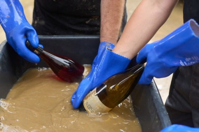 How wine from Germany's flood-hit western regions gives hope for the future