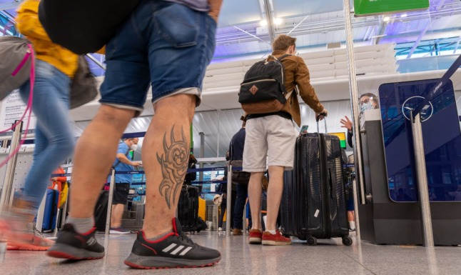 Germany added to the UK's green travel list: What does it mean?