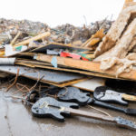'We're full': German waste centres tackle mountains of post-flood debris