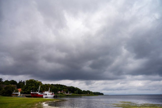 Germany braces for 'severe weather' and weekend storms