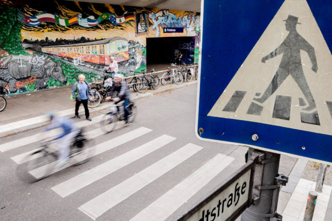 Busting the myths around zebra crossings – the rocky rules of German roads