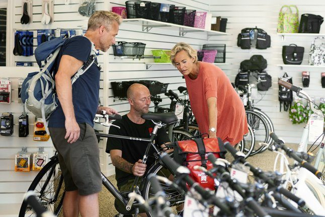 Everything you need to know about buying and riding a bicycle in Denmark