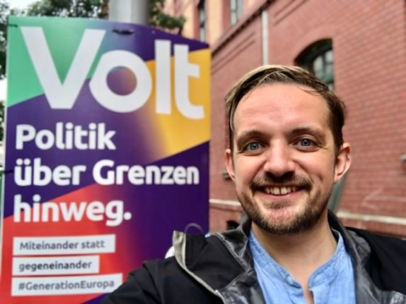 Candidate barred from standing in German local election challenges removal of Brits' EU rights