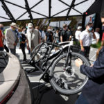 Not just for petrolheads: German motor show steers towards sustainability