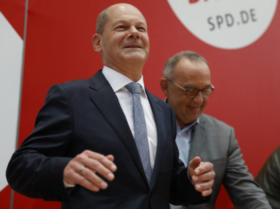 'Resurrection': How the SPD bounced back to win German vote