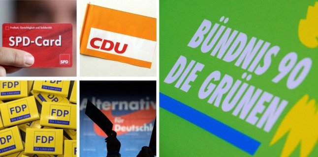 EXPLAINED: What the German parties' tax pledges mean for you