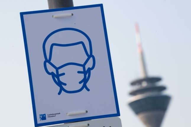 Germans 'feel least free' of all Europeans during pandemic