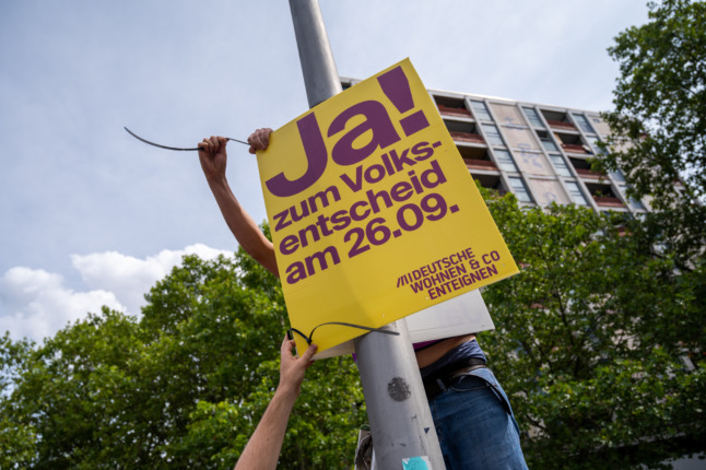'Deadly for a democracy': The group campaigning for non-Germans to gain voting rights