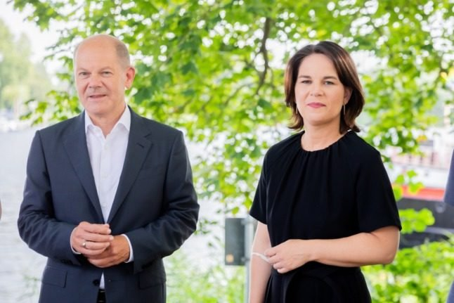 'Potsdam is a mirror of Germany': Chancellor candidates go head to head in local battle