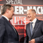 Tried and tested or comeback king? Two men after Merkel's job