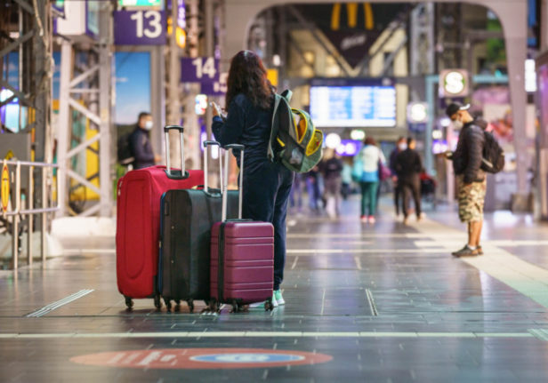 Reader question: What are the Covid rules for transiting through Germany?