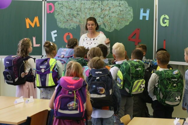 German health ministers 'want to unify Covid school rules'