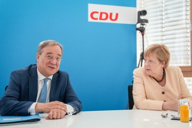 Can Laschet's 100-day action plan win over German voters?
