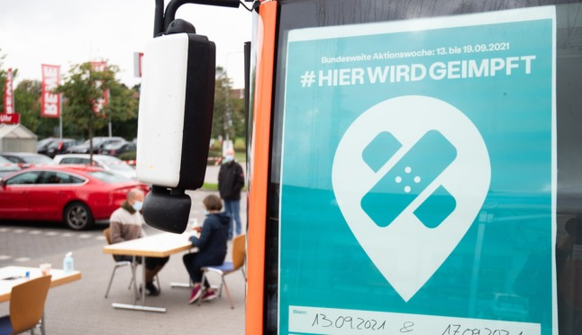 Should unvaccinated people in Germany face higher health insurance costs?