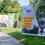 German election roundup: Immigration, pension reform and tough questions from children