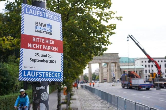 How Berlin marathon organisers are putting safety first amid Covid fourth wave