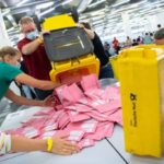 LIVE: SPD and CDU neck-and-neck in first German election exit poll
