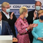 Germany on tenterhooks as polls show close election result