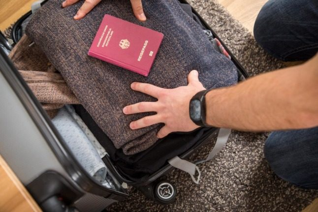 How powerful is the German passport?