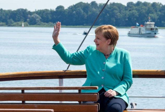 What will Angela Merkel do when she retires – and how much will she earn?