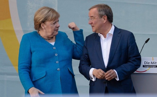 Germany's centre-right CDU to elect new leadership by end of the year