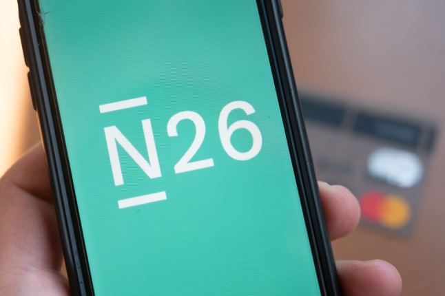 N26 was recommended by lots of people in our survey.