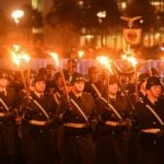 EXPLAINED: Why is German Twitter up in arms over a torch-light military parade?