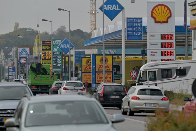 Could Germany cut more taxes to stem fuel price hikes?