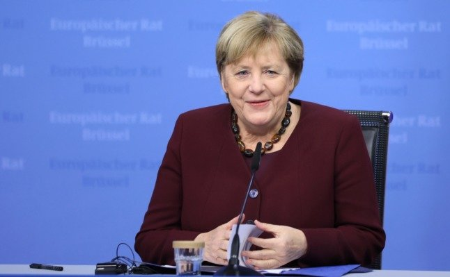 Merkel expects to 'sleep soundly' under next German government