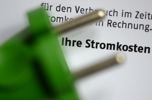 Households in Germany to get some relief on electricity bills
