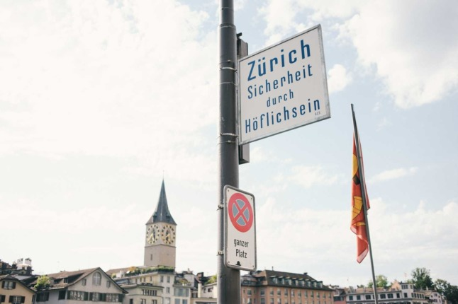 Ten things Zurich residents take for granted