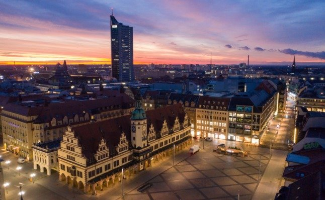 Is Leipzig really Germany's 'ultimate travel destination'?
